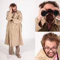 Benji ist das Genie der Gruppe. Gespielt wird Benji von Florian Moses Bayer, einem jungen Kabarettisten aus Wien.