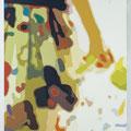 garden, acrylic and oil on canvas, 130.3 × 80.3cm, 2007 / photo by Mineo SAKATA