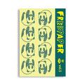 vol.5/パンダ迷路。2014年1月から配布。