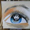Krone-Auge