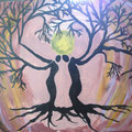 Baum-Paar (Juli 2012) / Bild verkauft