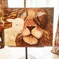 Der Löwe & das Lamm