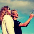 Amélie, Fridtjof und der Kite