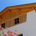 rivestimento con legno in abete