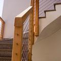 Treppengeländer - Hofstelle Dindo, Tramin