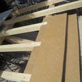 Dämmung mit Holzfaserplatten