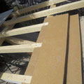 isolazione con panelli in fibra di legno