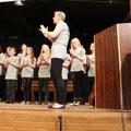 """Auch die """"Incredible Good Singers"""" erfreuten das Publikum."""