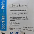 K-9 SportTrail Prüfung Blau B Inter Ch. SK Ch. SLO Ch. PL CH. Somora`s Juniper Dream...12.07.2021