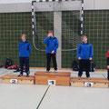 Eric Stojan 2. Platz Jugendkl. (m) Recurve (SV Kaufungen)