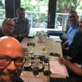 Vorstandssitzung des KV Würzburg mit anschließender Jahreshauptversammlung