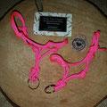 2 Mini-Knotis in pink, jeweils 5€