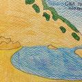 Saluti da Cala Mariolu, Sardegna. Giacomo ( ex 2c)
