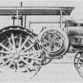 IHC Titan D20HP Traktor (Quelle: Hersteller)