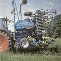 Rabe T600 pneumatische Sämaschine (Quelle: RabeWerk)