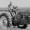 John Deere Model A Traktor (Quelle: John Deere)