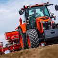 Kubota M7173 Traktor (Quelle: Kubota)