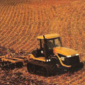 CAT Challenger 95E = Claas Challenger 95E (Quelle: CAT)