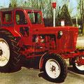 Belarus MTZ 5 Traktor (Quelle: Belarus)