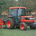 Kubota L3600 Traktor (Quelle: Kubota)