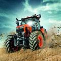 Kubota M7171 Allradtraktor  (Quelle: Kubota)