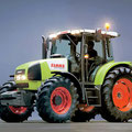 Claas Ares 566 (Quelle: Claas)