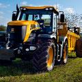 JCB Fastrac 3200 Xtra (Quelle: JCB)
