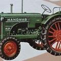 Hanomag R27 Traktor (Quelle: Hersteller)