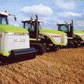 Claas Challenger 75E, 85E, 95E (Quelle: Claas)