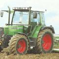Fendt Farmer 309C (Quelle: AGCO Fendt)