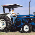 Ford New Holland 4630 (Quelle: CNH)