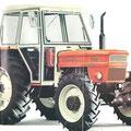 Fiat 1000 DT Super Allradtraktor (Quelle: CNH)