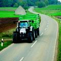 Lamborghini R6.110 Traktor (Quelle: SDF Archiv)