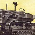 Hanomag K55 Raupentraktor (Quelle: Hersteller)