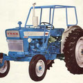 Ford 4000 Major (Quelle: CNH)