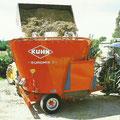 Kuhn Euromix I 1070 Futtermischwagen (Quelle: Kuhn)
