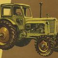 Belarus MTZ 7 Traktor (Quelle: Belarus)