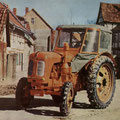 Favorit RS 14/30 Traktor (Quelle: IFA-Archiv)