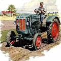Hanomag R217S Traktor (Quelle: Hersteller)