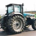 Lamborghini Traction 265 Traktor (Quelle: SDF Archiv)