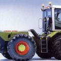Claas Xerion 2500 (Quelle: Claas)