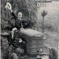 Fahr Traktor D12 (Quelle: SDF Archiv)