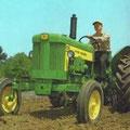 John Deere 435 Diesel Traktor (Quelle: John Deere)