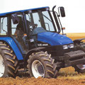 New Holland TL 100 basis vom JX100U (Quelle: New Holland)