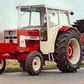 IHC 734 Traktor mit Kabine (Quelle: Hersteller)