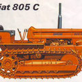 Fiat 805C Raupenschlepper (Quelle: CNH)