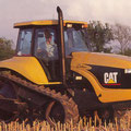 CAT Challenger 45 = Claas Challenger 45 (Quelle: Caterpillar)