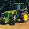 John Deere 4240S Allradtraktor (Quelle: John Deere)