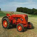 Fahr D28 Traktor (Quelle: SDF Archiv)