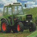 Fendt Farmer 260V (Quelle: AGCO Fendt)